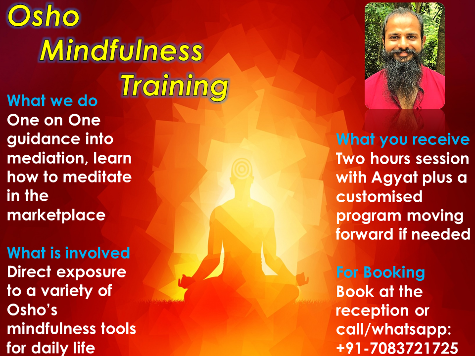 Osho Mindfulness - For In